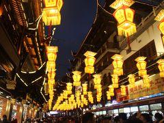 上海・豫園の提灯祭り