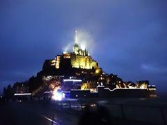 パリで年末年始2018-19②モンサンミッシェル