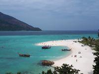 3回タイに行く予定の3回目☆3日目はリペ島でまったり