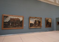 ベルギー王立美術館・古典美術館【5】静物画、風景画他
