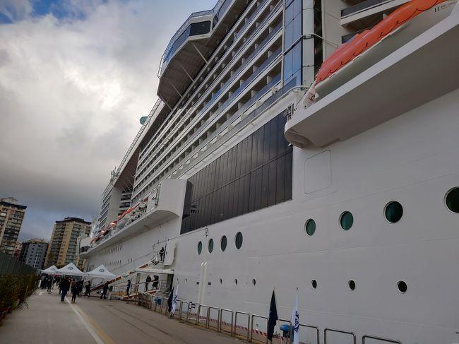 地中海クルーズに行ってきました。MSCメラビリアのヨットクラブの体験周りを記載します。