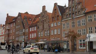 冬のメルヘン ドイツ、東フランスを巡る 3(ドイツ編)2日目② リューネブルク
