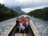 ベネズエラ アウヤンテプイ (Auyan Tepui, Parque Nacional Canaima, Venezuela)