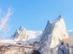 今度は雪景色。