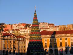 足まめ母娘のポルトガル2人旅〜リスボンからポルト〜�リスボン観光(アルファマ方面・バイシャ方面)
