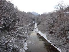 お仕事帰りにサクッと仙台 Vol.2 秋保温泉で雪景色を楽しむ