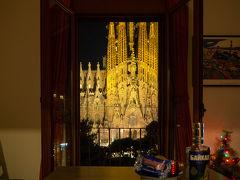 '18-'19 スペイン06 : サグラダ・ファミリアを臨むアパートメントホテル ガウディズネストに泊まる