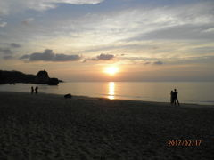 冬の西表島と石垣島へ