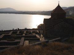 コーカサス3国周遊 アルメニア(2) セヴァン修道院