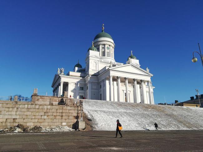 2018/3/1~2018/3/5まで、フィンランドに一人旅してきました。<br />それまでの渡航歴は、台湾に一度っきり。英語も全くだめ&amp;もちろんフィンランド語・スウェーデン語もさっぱりな自分が、どんな旅をしたのか振り返ってみることにしました。