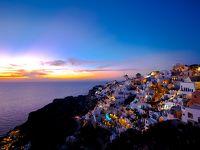 【絶景をめぐる】トルコ&ギリシャ2カ国周遊旅行�サントリーニ島2日目