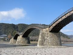 復興割で広島3日間(3)錦帯橋界隈を散策。れんこんコロッケ&岩国寿司