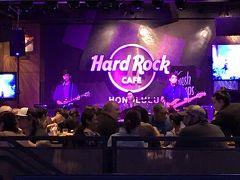 Hard Rock Cafe!