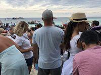 2度目のタイリペ島2018年12月末から2019年正月帰国?