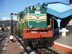 2019年1~2月バンコク経由で南インドに行こう!(4)指定席もそれなりに混乱してたニルギリ鉄道からコインバトール編