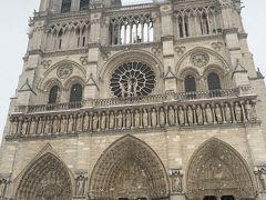 ディジョンからTGVでパリへ!!パリ2日目。