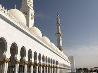 Asia Cup UAE 2019 決勝戦観戦とアブダビ・ドバイ観光�