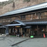 冬の岩手の湯治宿