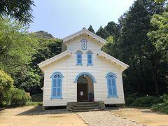 奈留島(五島旅行2) ー江上天主堂と奈留神社ー