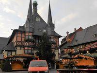 冬のメルヘン ドイツ、東フランスを巡る 10(ドイツ編) 5日目� ヴェルニゲローデ