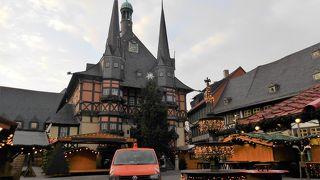 冬のメルヘン ドイツ、東フランスを巡る 10(ドイツ編) 5日目① ヴェルニゲローデ