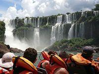 南米三大絶景ツアー7日目:アルゼンチン側イグアスで滝修行!