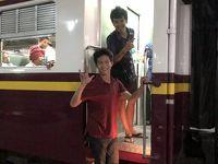 初タイ 2日目(2) ウドーンターニー〜ナコンラーチャシーマー〜バンコク行き142列車