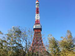 東京 タワーとドーム 楽しいなっ♪