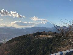 城山湖~ヤビツ峠へドライブ