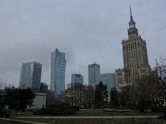 2018年12~2019年1月 ポーランド一人旅(7)グダンスク~ワルシャワ~帰国