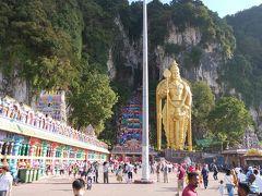 シンガポールから長距離バスでマレーシアのクアラルンプールへ2泊3日家族旅行(2日目)