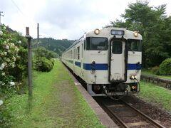 悪天候に振り回された離島航路旅・その1.JALで鹿児島へ‥ローカル線で市内へ向かおう。