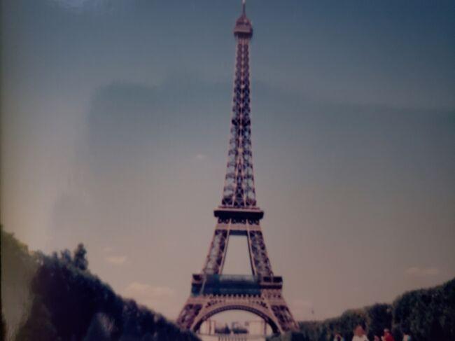 シニアトラベラー!! 思い出の旅シリーズ ヨーロッパ周遊⑤ パリ・ロンドン編