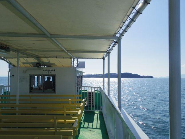岡山県日生諸島の鹿久居島と頭島と大多府島を廻ったのですが、今回は離島感が一番強かった大多府島についての、マイナーな船旅の旅行記です。