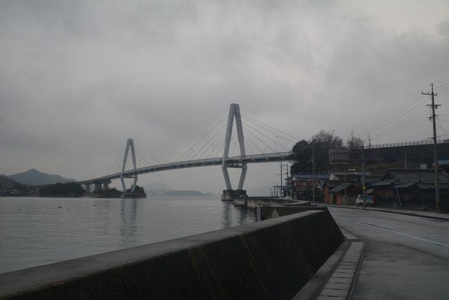 しまなみ海道<br />尾道から渡船で向島へ渡り因島からフェリーにて生名島・佐島・弓削島のゆめしま海道を走行しました。<br />因島へ戻って村上水軍城へ行きました。<br /><br />しまなみ海道 向島・岩子島・因島<br />https://youtu.be/rn4JcCxJFJg<br /><br />ゆめしま海道 生名島・佐島・弓削島。<br />因島 村上水軍城<br />https://youtu.be/JdlsQvSzYAw<br />