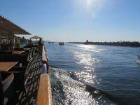 エジプト感動周遊ツアー 3日目午後 クルーズ船