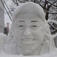 バニラエアで日帰りさっぽろ雪まつり