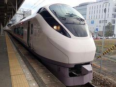 冬の東北(26)【終】常磐線特急ひたちグリーン車の旅