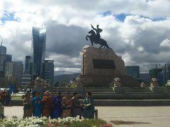 夏休みモンゴル旅行(一人旅)ーウランバートルー