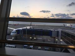 初めてのニューヨーク一人旅その1 セントレア空港からの出発