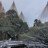 金沢旅行3泊4日(日帰り白川郷+高山ツアー)