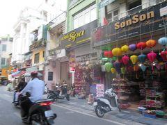 おひとり様ツアーで2度目のベトナム(ハノイにまた来たよ)