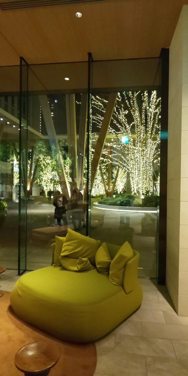 三井ガーデンホテル柏の葉宿泊2月10日