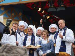 ドイツ 2018クリスマスマーケットの旅(ドレスデン・シュトレン祭)