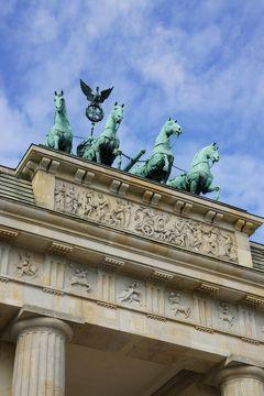 ドイツ ベルリン市内観光とサッカー観戦