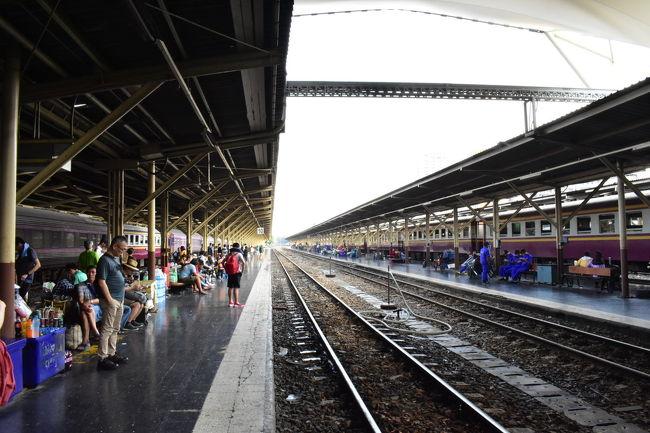 鉄道旅を満喫するはずだったアユタヤと旅猿愛全開のバンコクひとり旅(2日目)