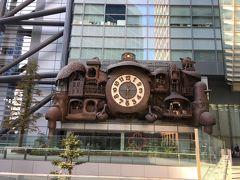 【東京の地下街を歩く旅】(4) 汐留・新橋