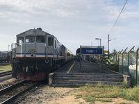 初マレーシア~シンガポール 1日目(2) クアラルンプール~JBセントラル行き27列車