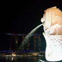 何もしないバリ島〜まずはシンガポールへ〜