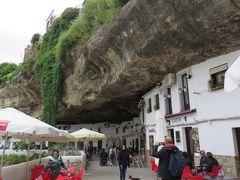 セテニル・デ・ラス・ボデガス_Setenil de las Bodegas 岩窟の隠れ家!中世イスラム勢力が築いた難攻不落の村